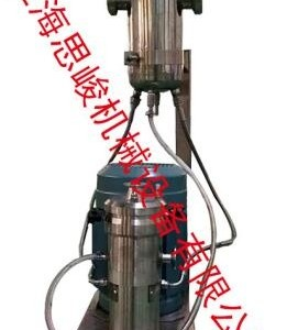 GMD2000/4 无机材料纳米级湿法研磨设备