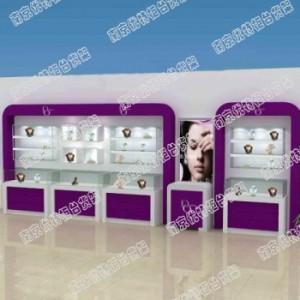 服装展示展柜 优特展柜制作工厂 高档烤漆饰面柜 质量保证