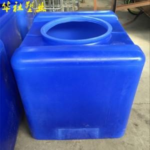 河北1000L塑料IBC吨桶 集装桶 吨运桶叉车桶