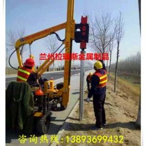 五家渠 道路波形防撞护栏施工波形护栏专业施工团队
