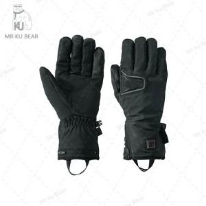 电发热户外手套|电暖保暖发热手套|KUBEAR酷熊电暖服―S