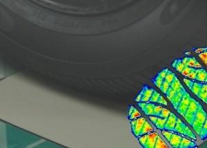 轮胎压力分析设备