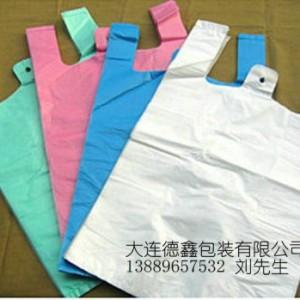 哈尔滨背心袋手提袋塑料袋***格批发定制13889657532刘先生