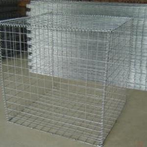 优质石笼网 铁丝笼 高尔凡石笼网 养殖六角网 截流石笼网
