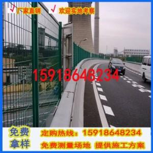 海南交通护栏 高速金属防抛网 三亚机场围网 高架桥防护围栏网