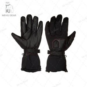 供应酷熊 电发热手套 电保暖手套 电暖防寒手套 电发热腰带