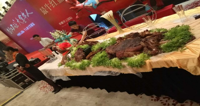 苏州大自然户外烧烤_三墩美食节烧烤昆山美食街烤鱼图片