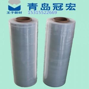 厂家生产 打包膜pe机用 手用缠绕膜pe保护膜 拉伸包装膜