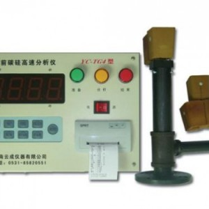 供应YC-TG4炉前铁水分析仪打印型