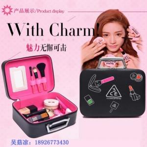 厂家直销包装盒uv彩印机 化妆盒数码印刷机 礼品盒平板打印机