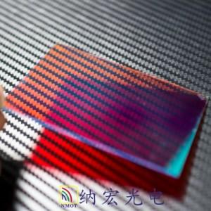 舞台灯光用透红反蓝绿滤光片