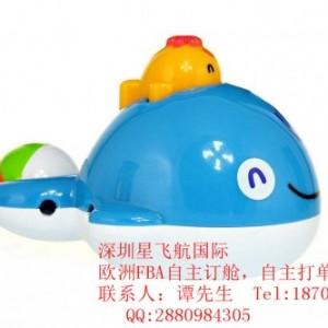 宁波出口儿童玩具到英国亚马逊 英国FBA双清包税的物流