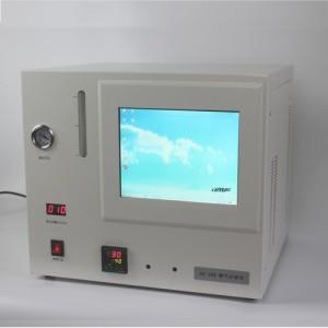 上海传昊天然气热值天然气锅炉在线分析仪器