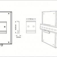 GCH-8060  开关柜除湿装置 迷你除湿器 柜内除湿