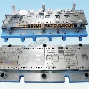模具|珠三角冲压模具厂(图)|塑料模具