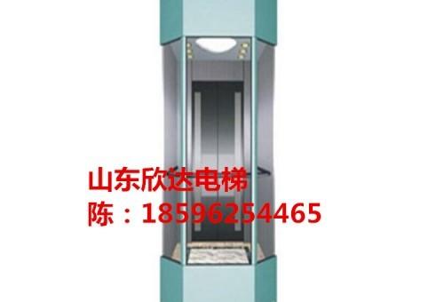 山东电梯空调观光电梯别墅预算质量安全的生住宅别墅电梯通风图片
