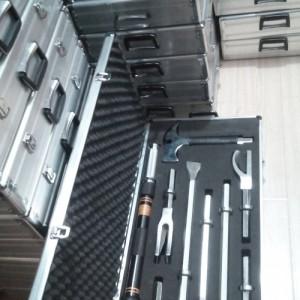 消防救援套装手动破拆工具组撬斧九件套QF-9