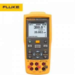 fluke712C热电阻温度校准器***温度校准仪