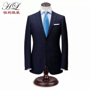 青岛西服套装商务正装职业工装上班工作西装韩版修身西服套装