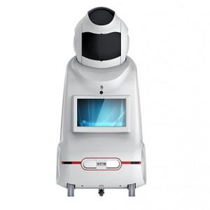 深圳美容仪器外观设计 仪表界面设计 分析仪器工业设计