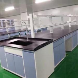 济南化验室操作台价格 实验台 试验台规格 仪器台图片