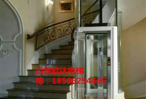 山东电梯二层观光电梯别墅住宅质量安全的生设计图建半电梯别墅自图片