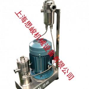 无机材料纳米级湿法研磨设备