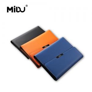 MIDU品牌笔记本视频手机通用移动电源礼品定制礼品充电宝