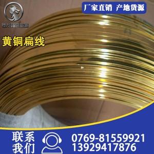 饰品配件用黄铜线 专业生产 质量保证 量大优惠