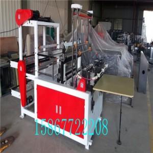 PVC PE 塑料异型袋 弧形制袋机厂家