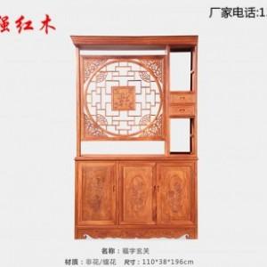 东阳红木家具制作工艺好选择海强有保证