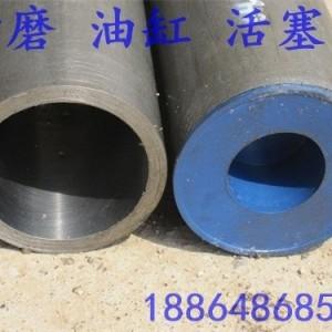 青岛无缝衍磨管 液压油缸缸体 20#液压缸筒 无缝精拉钢管