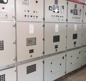 水利部门适用带综保一体化装置软启动 由开关柜旁路柜软启动构成