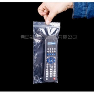 济南厂家直销 自封袋 潮流服饰包装袋 材料环保 出口可用