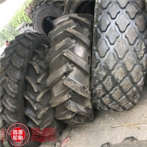 现货18.4-26林业轮胎 加高加厚伐木机轮胎