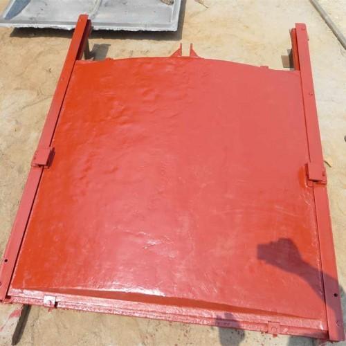 水图纸cad闸门|钢坝闸门底止水cadmtp图片