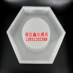 六角护坡塑料模具工程制品 -六角护坡塑料模具工程制品