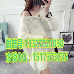 韩版热销女式毛衣批发厂家直供一手货源时尚百搭潮流针织套头毛衣