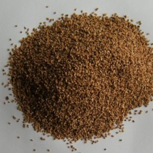油田水过滤专用果壳滤料  核桃壳原料
