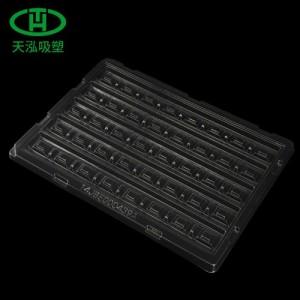 15年高品质吸塑厂家 专业生产定制电子吸塑托盘