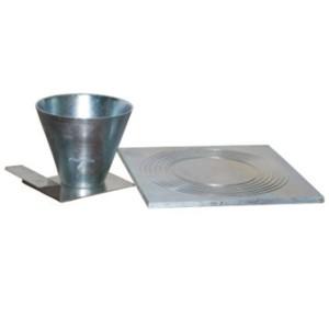 乳化沥青稀浆封层稠度试验仪WSY-111乳化沥青实验分析仪器现货
