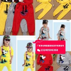 江苏童装长袖T恤卫衣批发市场厂家直销5-30元中小童长袖T恤