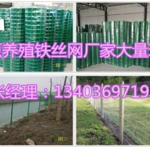 太原绿色养殖铁丝网现货山西养殖牛栏网偏关养小鸡的浸塑电焊网