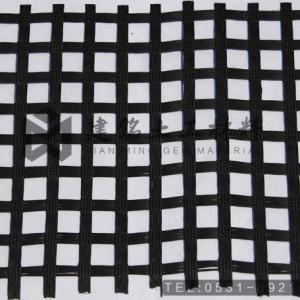 建铭土工材料玻纤格栅塑料格栅钢塑格栅热销中