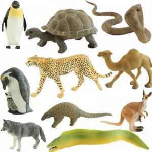 玩模乐仿真恐龙动物模型款式众多 儿童玩具塑胶男孩礼物