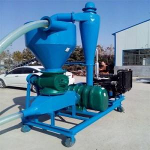 无泄漏移动吸粮机厂家 化工粉粒原料无尘气力输送机xy1