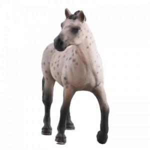 玩模乐仿真动物模型 儿童玩具PVC马场静态模型批发