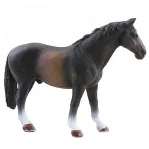 玩模乐仿真动物模型 儿童玩具塑胶大号马场静态模型批发
