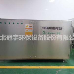 正阳县油墨印刷UV光解废气处理设备价格