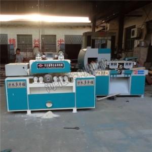 供应新型方木多片锯 圆木多片锯 厂价直销 木工机械设备